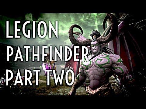 WoW Guide - Legion Pathfinder Part 2- Legionfall ...