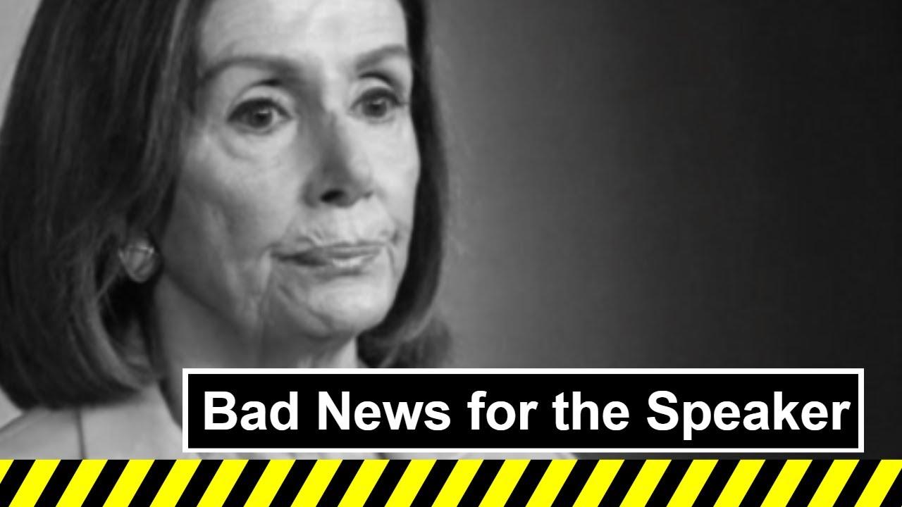 Nancy Pelosi's Worst Nightmare - Headlines With A Voice