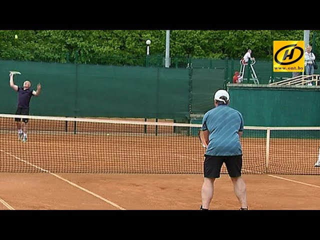 Теннисный турнир сотрудников дипломатических миссии прошёл в Минске