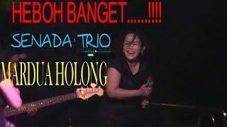 SENADA TRIO mardua holong(cipt:saut barasa) LIVE AEK NAULI CAFE JAKARTA MP3