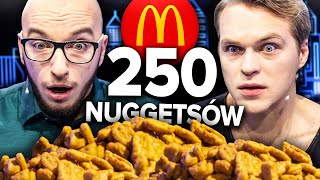 Jemy 250 NUGGETSÓW z EPIC CHEAT MEAL!