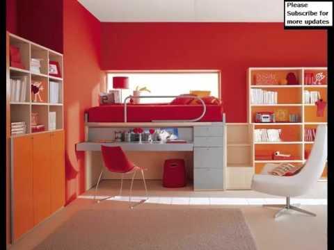 Red Color Decoration  Pics Of Room Decration Ideas