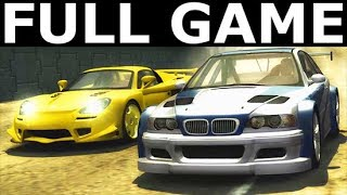 Need For Speed: Most Wanted 2005 - Main Story - Full Game Walkthrough & Ending (No Commentary)