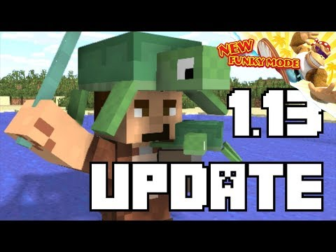 Update Preparation - Adventures in Minecraft - The 2010 World thumbnail