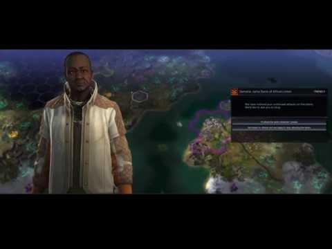 Sid Meier's Civilization: Beyond Earth - Angry Aliens - 55 |