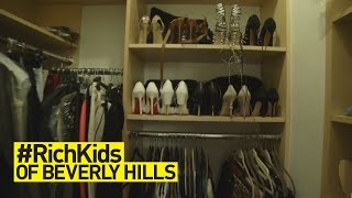 """#RichKids"" Morgan Stewart Shows Off Her Luxe Closet l #RichKids Of Beverly Hills 
