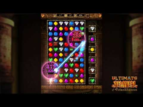 Ultimate Jewel 2 Tutankhamun Gameplay Trailer