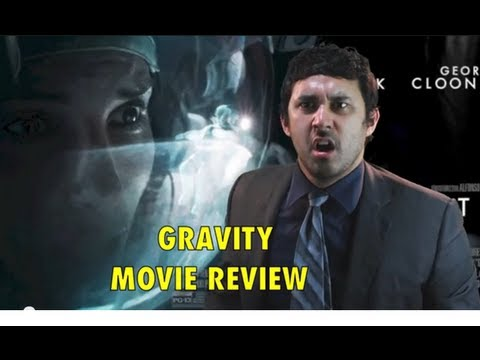 GRAVITY MOVIE REVIEW!!!