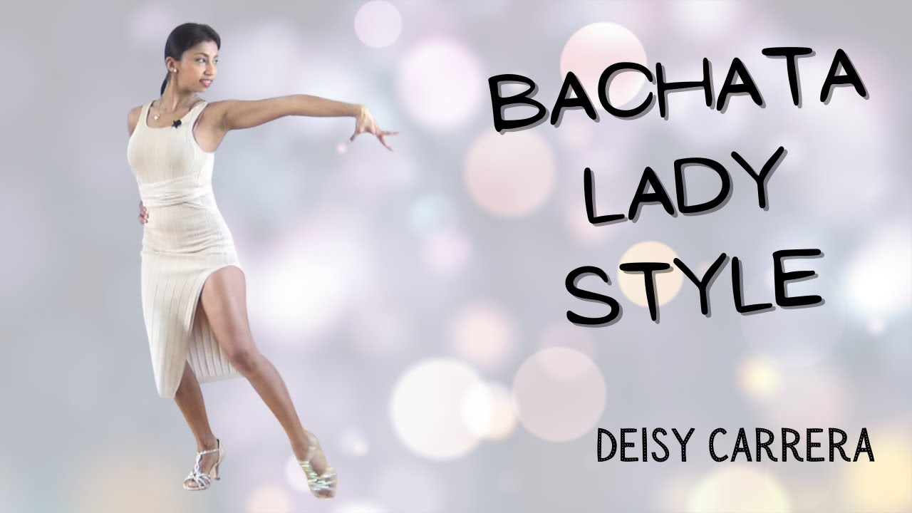 CLASES EN DIRECTO BACHATA LADY STYLE www.bskdance.com