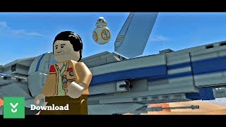 LEGO Star Wars: TFA - Play as heroic characters from the movie in this galaxy's greatest adventure