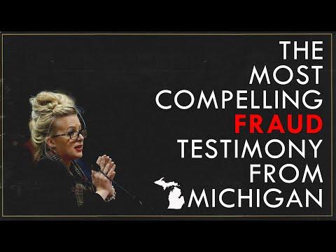 Fraud Testimony Compilation from Michigan