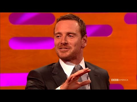 Thumbnail: Jessica Chastain Tricks Michael Fassbender Into Breakdancing - The Graham Norton Show
