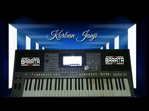 Korban Janji [TANPA KENDANG], Keyboard yamaha PSR S970