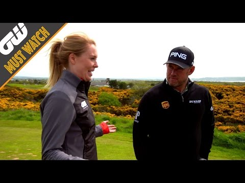 Ultimate Access: Lee Westwood at Royal Troon