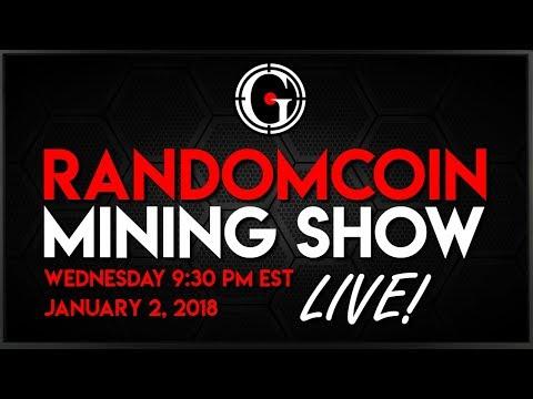 RandomCoin Mining Show LIVE! ⛏ - GUNCOIN (GUN) - NeoScrypt