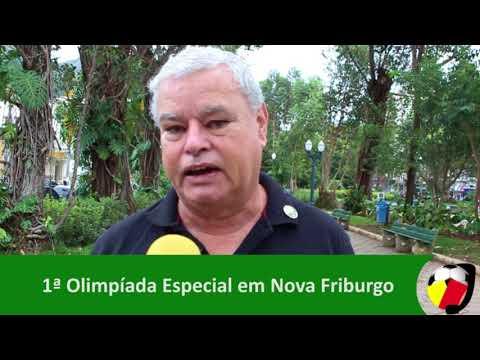 Olimpíadas Especiais- Aristoteles Cruz