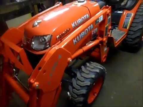 Kubota B2620 Farm Tractor | Kubota Farm Tractors: Kubota
