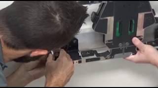 QVN-1000 Panel Installation