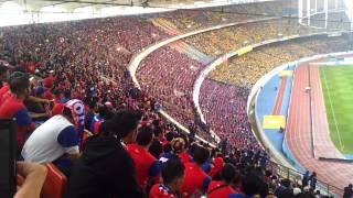 JDT VS PAHANG: Final Malaysia Cup 2014