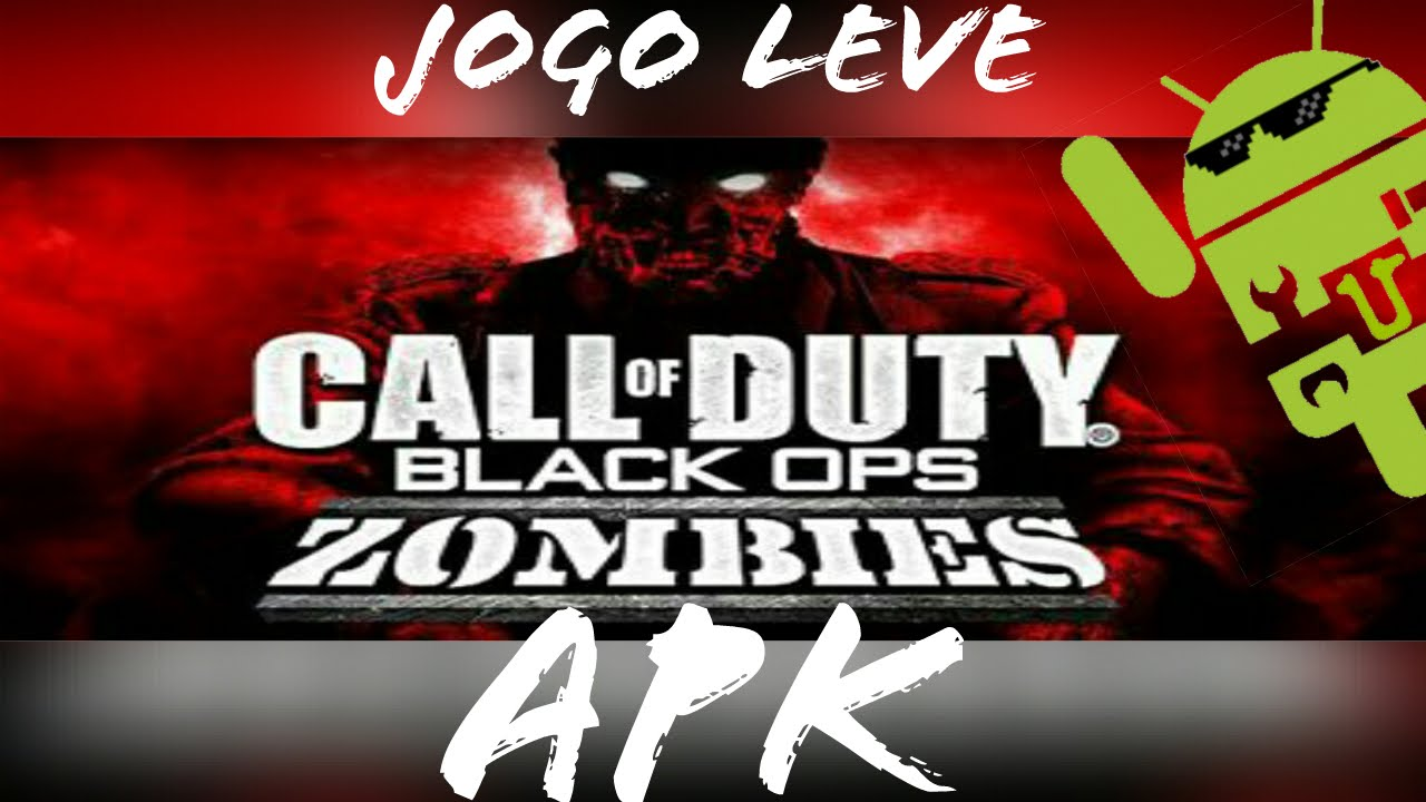 call of duty black ops apk