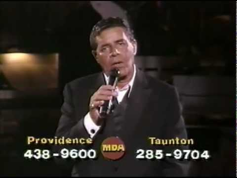 "Mix - Jerry Lewis MDA Telethon (1987) ""You'll Never Walk Alone"""