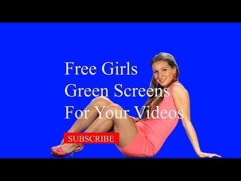 ✅Free Green Screen Girls #004 from YouTube · Duration:  1 minutes 13 seconds