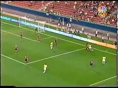 2004 Olympic Games - Final Women's Soccer - USA vs Brazil