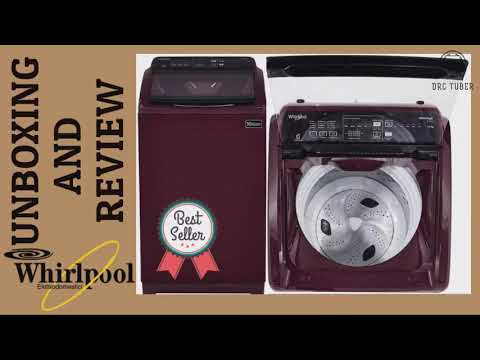 Whirlpool Washing Machine Unboxing And Review – In Bengali