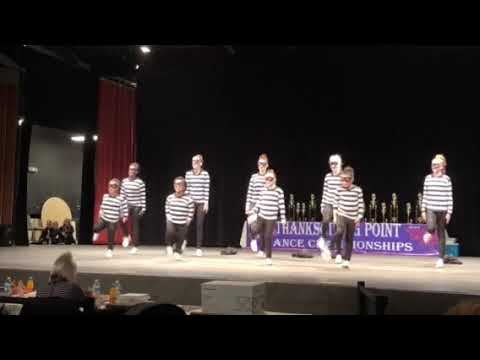 Clogging Competition 2018 Money
