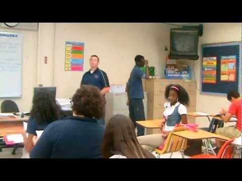 Model Lesson by Mr. Chance Benton