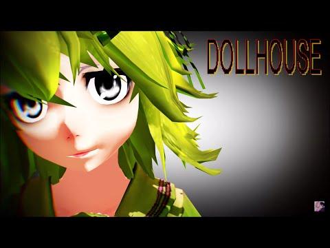MMDxFNAF 4 - Doll house (fem.plushtrap)