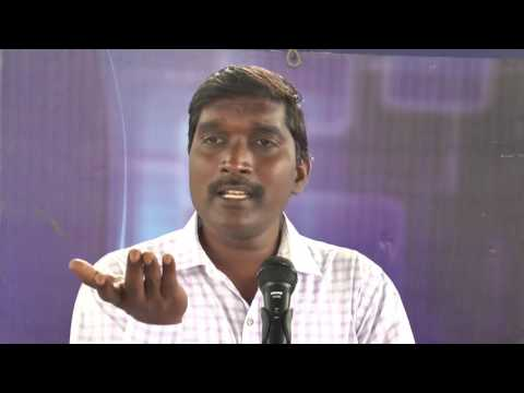 Is Sacrifice essential for Eternity ?  - CBT-Chennai - BOUI - Bro.A.Isaac