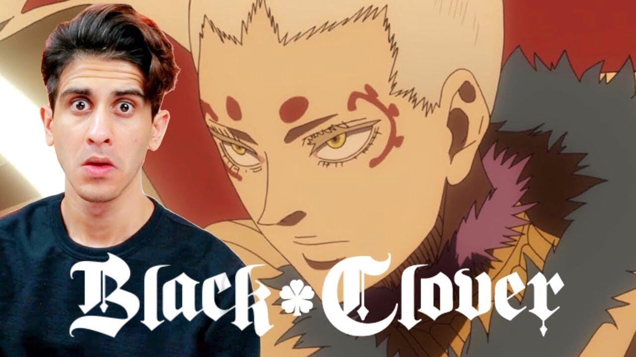 William🤬🤬 Black Clover Episode 92 REACTION!