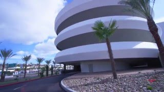 San Diego International Airport Consolidated Rental Car Center