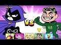 Teen Titans Go! : Jump Joust - Raven is so Bored [Cartoon Network Games]