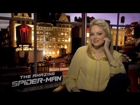 'The Amazing Spider-Man' Emma Stone Interview