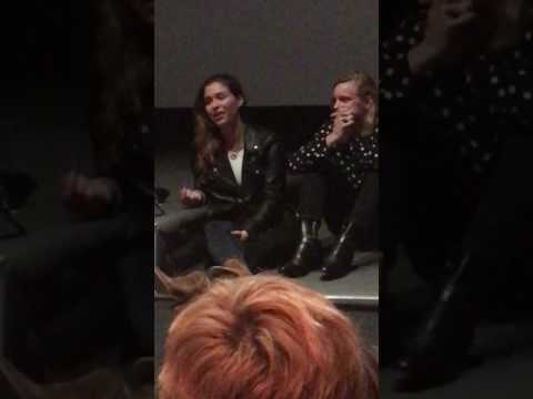 Below Her Mouth after the Movie Interview part2