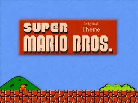 Super Mario Brother Theme : super mario bros original theme by nintendo youtube ~ Vivirlamusica.com Haus und Dekorationen