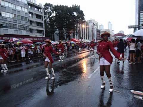 LA MEGA BANDA DE RIO ABAJO PANAMA 2013 YouTube