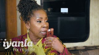 Iyanla's Intense Phone Call with a Guest Who Wants to Quit the Show | Iyanla: Fix My Life | OWN