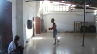 2013-04-17 Cuban Boxing Gym (Holguin)