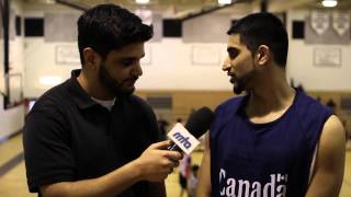 Interview: Taha Mubashir - Canada A