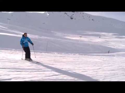 סקי בצרפת- ואל טורנס- דני רופ בשיעור סקי- Val Thorens- SkiDeal