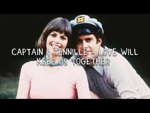 "Captain & Tennille - Love Will Keep Us Together / Subtitulada al español ""1975"""