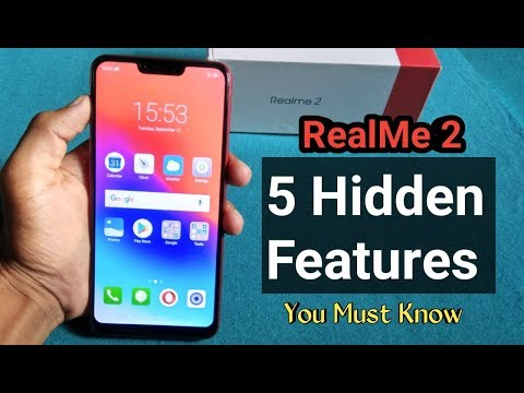 5 Hidden Features Settings Of RealMe 2 (Awesome) You must Know