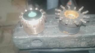 Вентилятор печки Mercedes Vito 638 ремонт электродвигателя.(ремонт двигателя вентилятора печки мерседес вито, замена щеточного коллектора и щеток., 2017-01-22T19:19:13.000Z)
