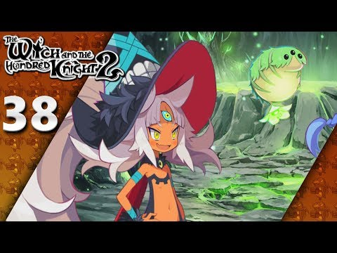The Witch And The Hundred Knight 2 (PS4, Let's Play, Blind) | One, Two, Manathree! | Part 38