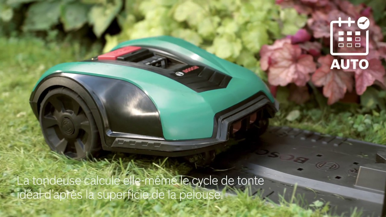 Tondeuse robot Garden Feelings –