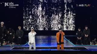 ( phoenix )GOT7- KCON 2018 Thailand [M countdown stage]