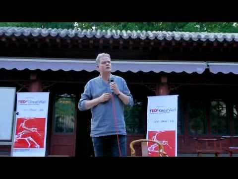 A diligent mind and how this can be put into practice: Andrew Mackichan at TEDxGreatWall